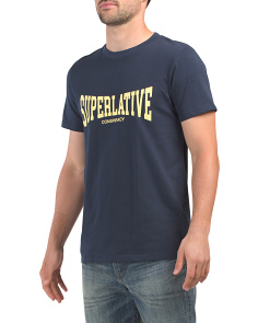 Max Superlative Tee