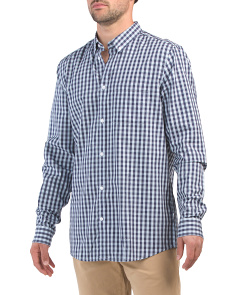 Olavi Check Shirt