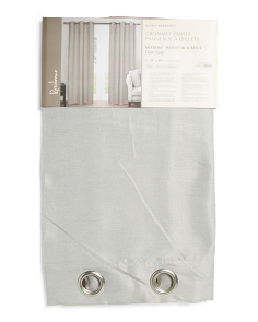 38x84 Set Of 2 Thermal Melrose Curtains