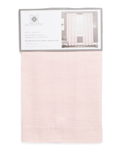 Set Of 2 Richmond Sheer Curtains