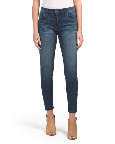 Donna High Rise Skinny Jeans