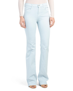 Made In Usa Dasha High Rise Flare Jeans