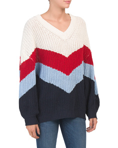 Juniors Australian Designed Oversize Sweater