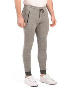 Snow French Terry Joggers