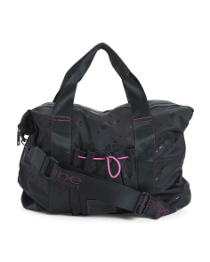 Convertible Nylon Duffle