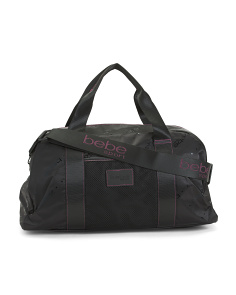 Ellie Large Nylon Duffel