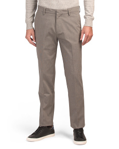Ultimate Iron Free Slim Brewer Pants
