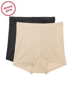 2pk Cool Comfort Boy Shorts
