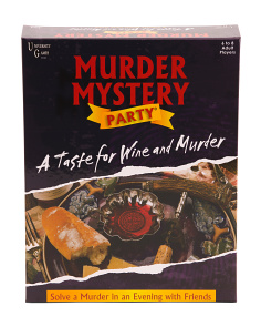 Taste For Wine & Murder