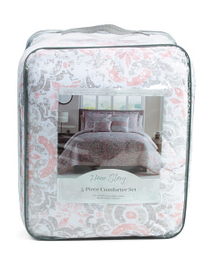 5pc Matisse Comforter Set