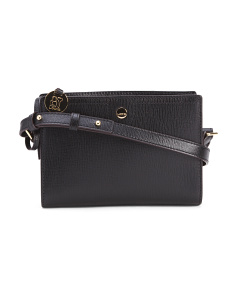 Business Chic Pheobe Rfid Leather Crossbody