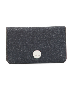 Leather Romance Credit Card Holder