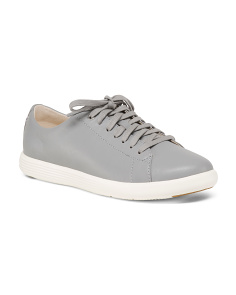 Classic Leather Comfort Sneakers