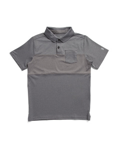 Boys Pocket Polo