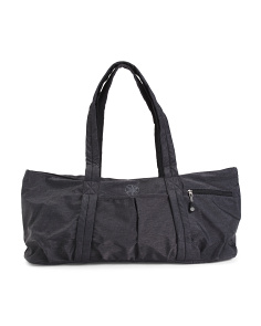 All Day Yoga Tote