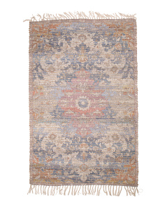 Made In India 5x7 Soft Hand Woven Rug