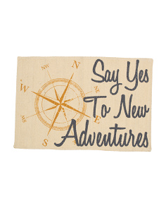 Made In India 24x36 New Adventures Rug