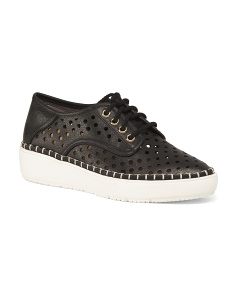 Comfort Perforated Sneakers