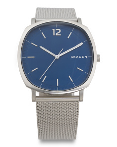 Men's Rungsted Mesh Strap Watch