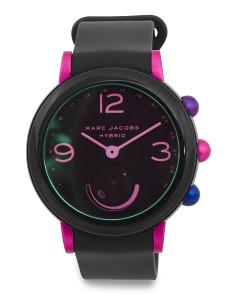Women's Riley Hybrid Smartwatch With Rubber Band