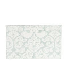 Made In India Jacquard Bath Rug
