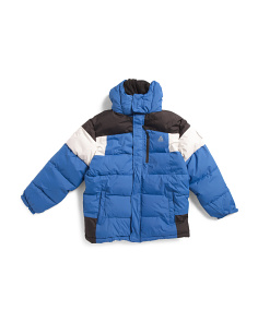 Big Boys Bubble Jacket