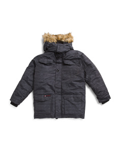 Big Boys Parka Jacket