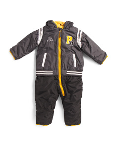 Infant Boys Snowsuit