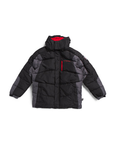 Big Boys Heavyweight Bubble Jacket