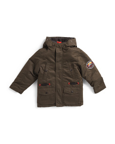 Big Boys 3-in-1 Systems Jacket