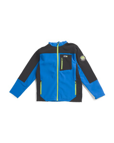 Big Boys Softshell Jacket