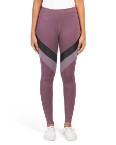 Color Block Hi Shine Leggings