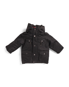 Little Boys Parka Systems Jacket