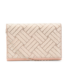 Flap Front Evening Bag
