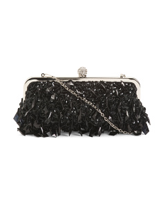 Hanging Gem Evening Bag