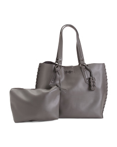 Valerie 2pc Tote & Pull Out Pouch