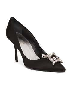 Made In Italy Pointy Toe Pumps