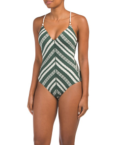 1pc Livvy V-neck Swimsuit