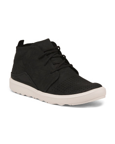 Ultimate Comfort Suede Sneakers