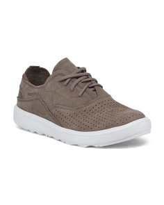 Ultimate Comfort Soft Leather Sneakers