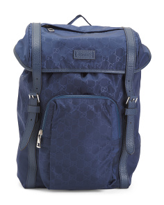 Made In Italy Travel Backpack