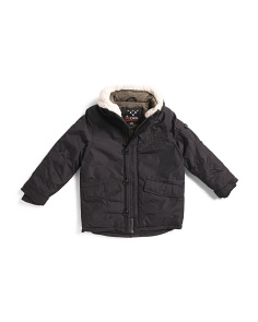 Big Boys Quilted Lining Expedition Jacket