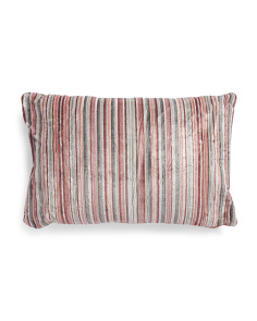 16x24 Striped Pillow