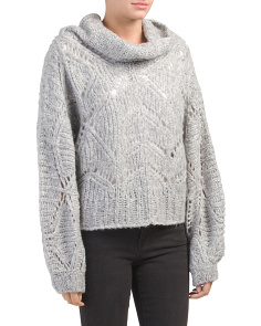 Nimbus Cloud Pullover Sweater