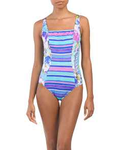 Samosir One-piece Swimsuit