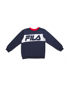 Big Boys Retro Fleece Sweatshirt