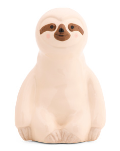 Kids Sloth Money Bank