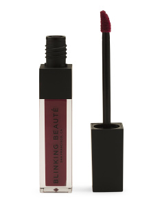Liquid Matte Long Wear Lipstick