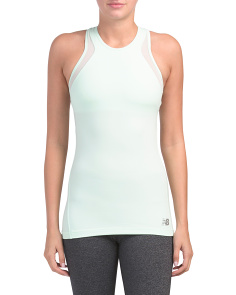 Anticipate Tank With Built-in Bra