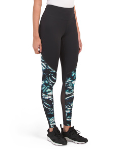Printed Intensity Tight Leggings